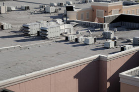 Flat Roofs in Round Rock