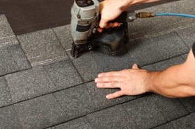 Fixing Asphalt Shingle Roof Damage