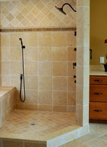 Bathroom Shower Installer
