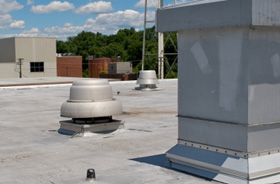 Commercial Flat Roofing Installer