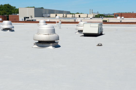Round Rock Commercial TPO Roofing